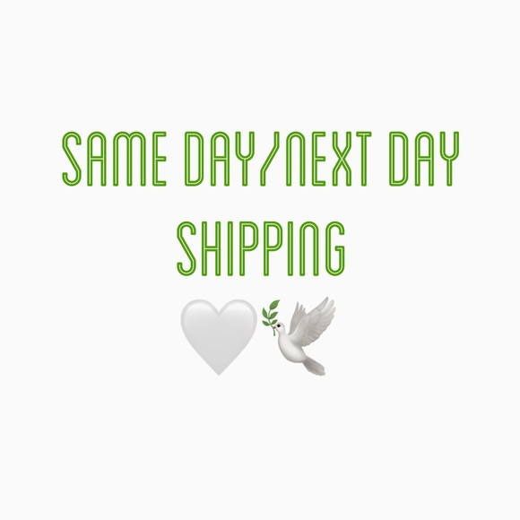 Other - SAME DAY/NEXT DAY SHIPPING ON WKNDS